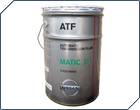 NISSAN MATIC FLUID D 20L
