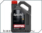 MOTUL SPECIFIC MB229.52 5W30 5л.