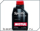 MOTUL SPECIFIC VW 504.00, 507.00 5W30 1л.