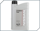 NISSAN MATIC FLUID D 1L